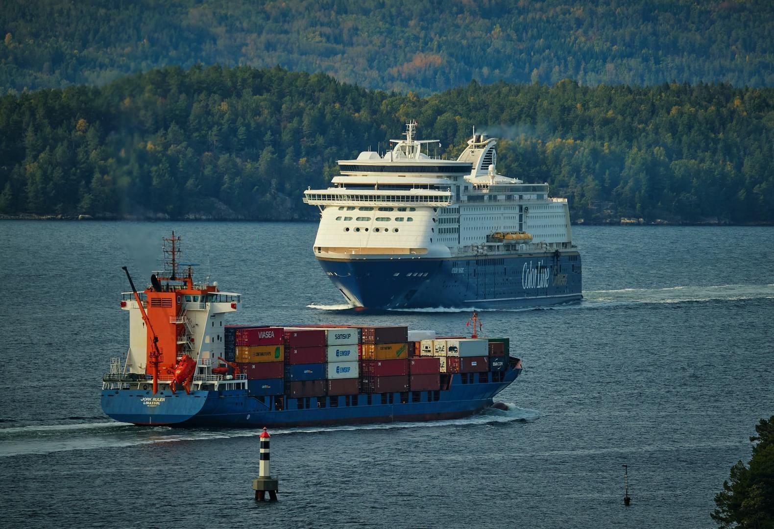 Laivaliikenne logistiikka